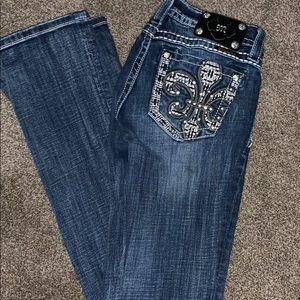 miss me jeans!! (25x34)
